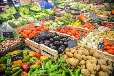Colourful food and its benefits