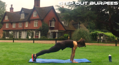 Try our core workout in the comfort of your own surroundings - no equipment required