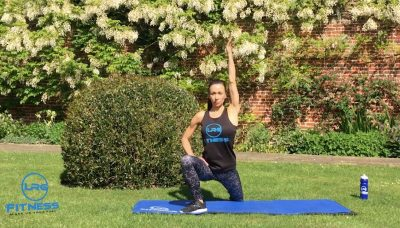 Try this hip mobility routine as it will encourage correct movement, optimum function and help prevent injury