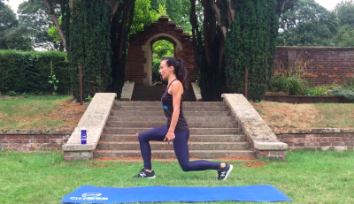 Love them or hate them it's so important to perform a lunge correctly.